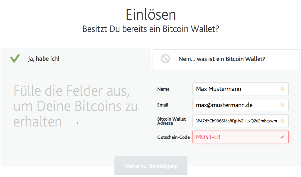 Drogen-Versand24.com Bitcoin Zahlung